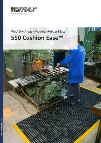 Wet Areas- Heavy duty 550 Cushion Ease™
