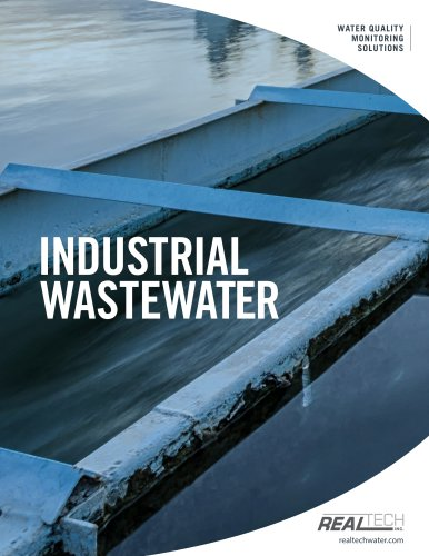 Industrial Wastewater Monitoring Applications - Real Tech