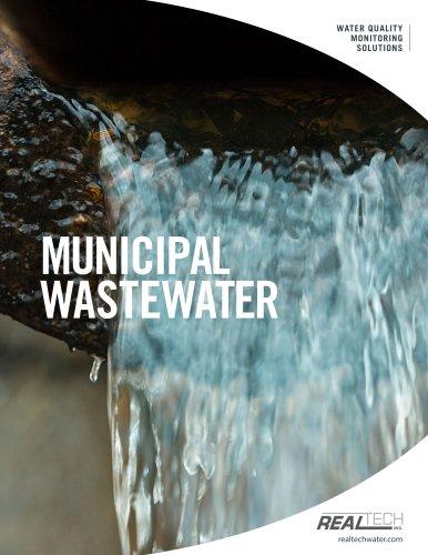 Municipal Wastewater Monitoring Applications - Real Tech