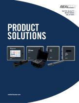 Water Quality Monitoring Solutions Product Brochure