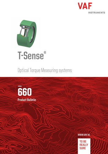 T-Sense® Optical Torque Measuring systems