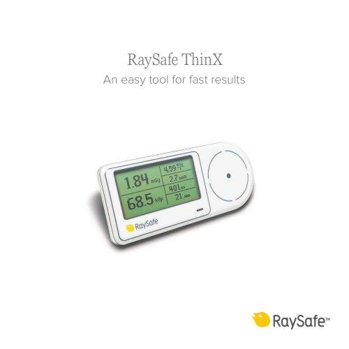 RaySafe ThinX