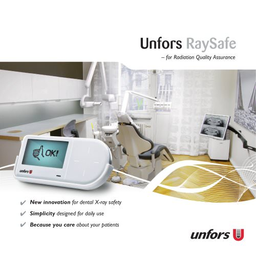 Unfors RaySafe