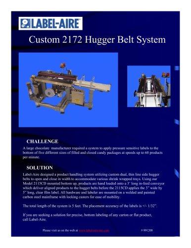 2172 Hugger Belt System