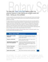 Rotary Series 9000 - 2