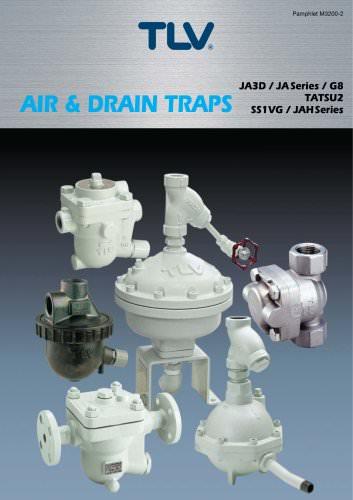 AIR & DRAIN TRAPS