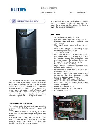 NS series - ELIT - PDF Catalogs | Technical Doentation ... on ups installation, vmware view diagram, schematic diagram, ups computer, ballast diagram, relay diagram, slc 500 power supply wiring diagram, wind energy diagram, ignition switch diagram, as is to be diagram, switching power supply diagram, proxy diagram, ups circuit design,