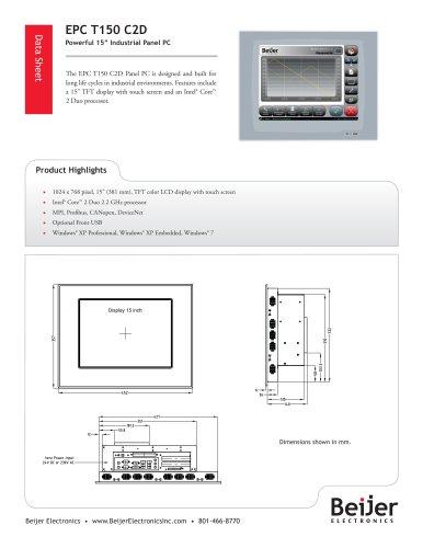 EPC T150 C2D