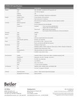 Grayscale QTERM-G55 handheld or panel-mount HMI datasheet - 2