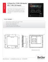 iX Panel Pro T190 C2D Nautic/ EPC T190 C2D Nautic - 1
