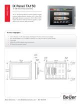 iX Panel TA150 - 1