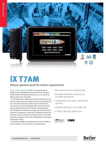 iX T7AM