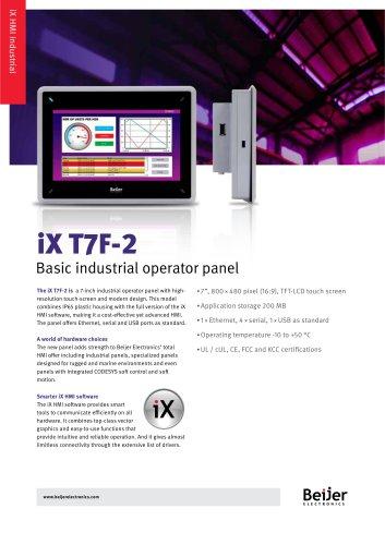 iX T7F-2