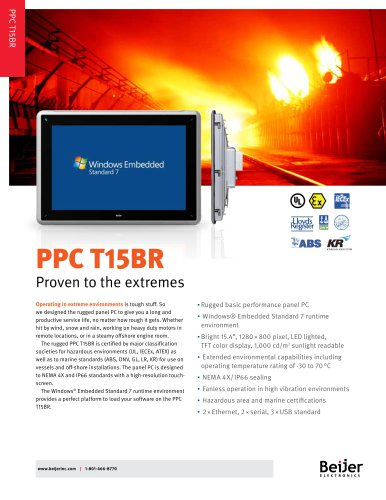 PPC T15BR