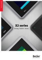 X2 series - 1