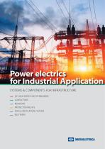 Power electrics for Industrial Application