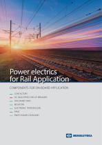 Power electrics for Rail Application