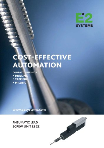 Cost-effective Automation