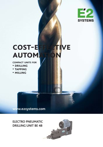 Cost-effective automation BE 48