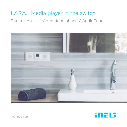 LARA... Media player in the switch