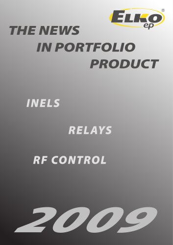 The news in portfolio products