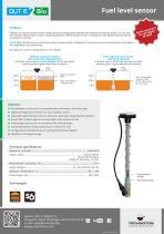 DUT-E 2Bio fuel level sensor