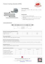 Tubular heating elements (RHK)
