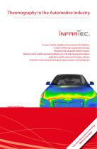 Thermography in the Automotive Industry