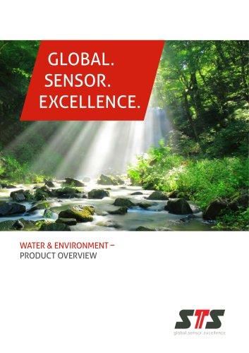 WATER & ENVIRONMENT