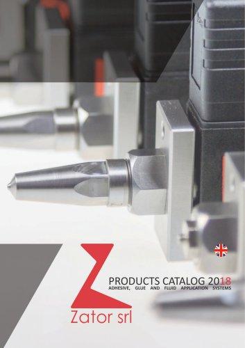 Product Catalog Zator_2018