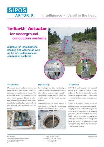 In-Earth' Actuator