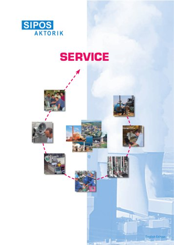 SIPOS Aktorik - Service