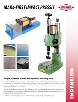 Mark-First® Impact Presses
