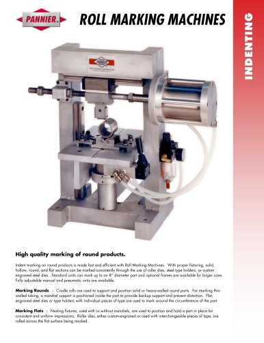 ROLL MARKING MACHINES