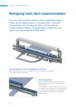 Effective surface cleaning for blanks and coils (sheet metal work industry) - 10