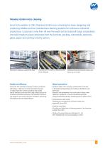 Effective surface cleaning for car windows, flat glass and solar glass panels (glass production idustry) - 7