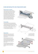 Effective surface cleaning of cardboard, paper and foil webs (printing and converting industry) - 4