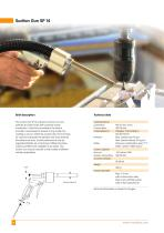 Suction Guns, suction machines, Vac-Blast Cleaners (product overview) - 4