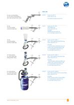 Suction Guns, suction machines, Vac-Blast Cleaners (product overview) - 5