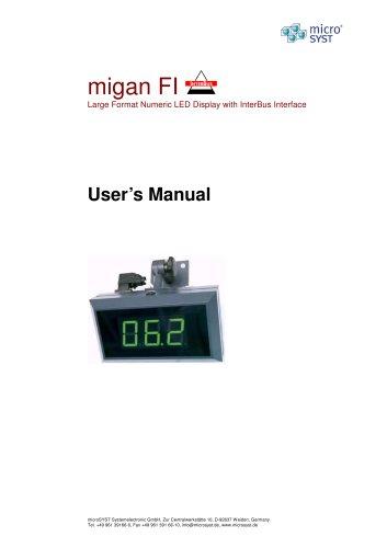 Interbus Interface