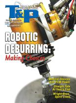 Tooling & Production Robotic deburring : making choice