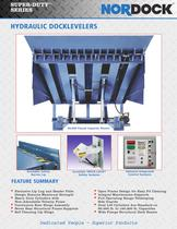SUPER-DUTY™ Series - Hydraulic Dock Leveler
