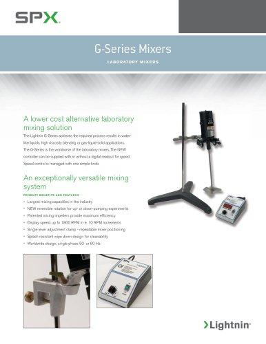 G-Series Mixers