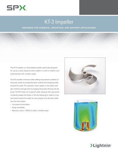 KT-3 Impeller