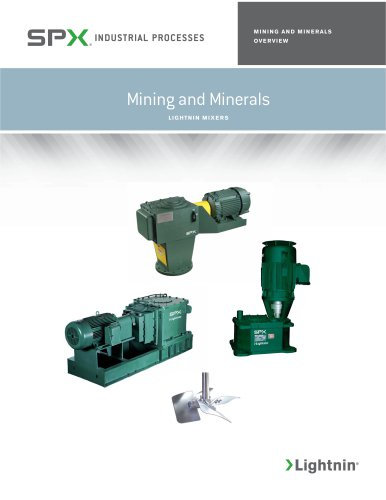 Mining and Minerals