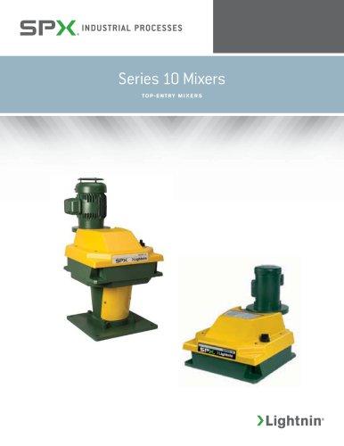 Series 10 Mixers