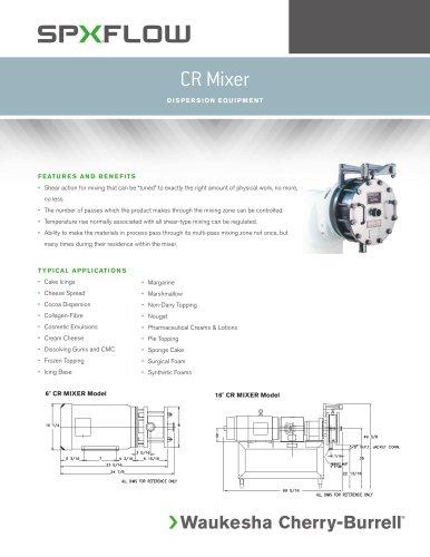 CR Mixer