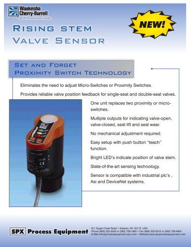 Rising Stem Valve Sensor
