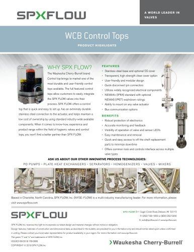 WCB Control Tops