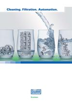 Dürr Ecoclean: Cleaning. Filtration. Automation. - 1